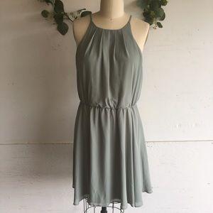 Francesca's Flawless Dress